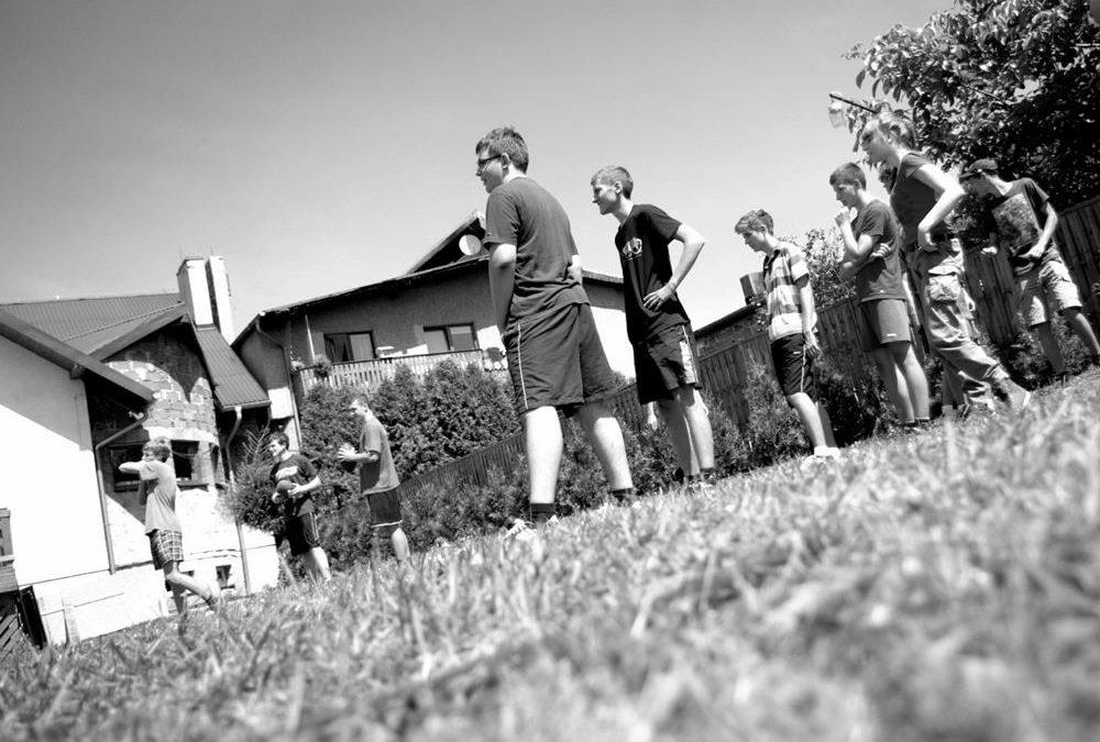 Obóz Sportowy 05-11.08.2018